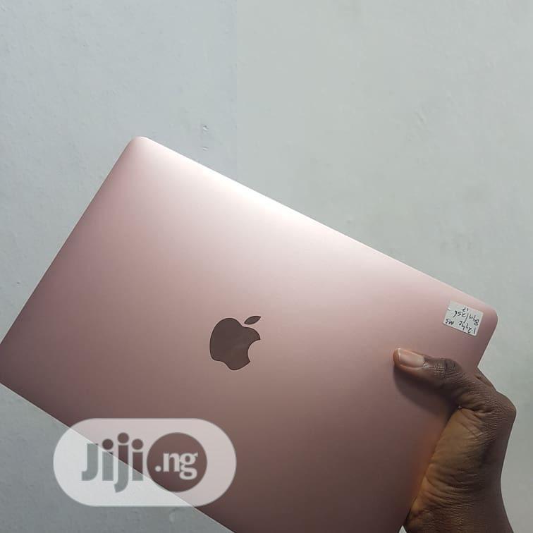 Laptop Apple MacBook 8GB Intel Core M SSD 256GB | Laptops & Computers for sale in Ikeja, Lagos State, Nigeria