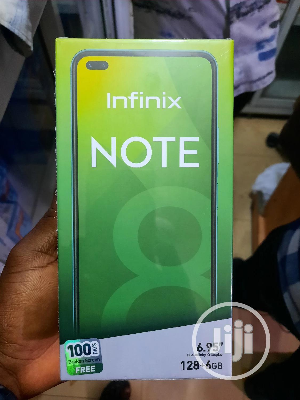New Infinix Note 8 (x692) 128GB