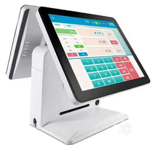 Pos Double Touch Screen Cash Register+Drawer+Printer+Scanner | Store Equipment for sale in Lagos State, Lagos Island (Eko)