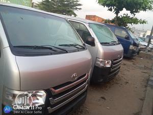 Foreign Toyota Hiace 2013 Silver | Buses & Microbuses for sale in Lagos State, Amuwo-Odofin