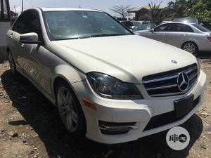Mercedes-Benz C300 2013 White | Cars for sale in Lagos State, Ojo