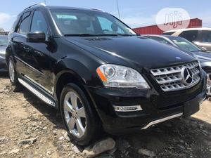 Mercedes-Benz M Class 2010 ML 350 4Matic Black | Cars for sale in Lagos State, Ojo
