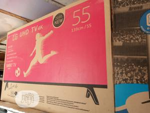 LG 55 Inches Smart TV | TV & DVD Equipment for sale in Abuja (FCT) State, Lugbe District