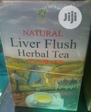 Natural Liver Flush Tea Liver Flush Herbal Tea 20teabags | Vitamins & Supplements for sale in Enugu State, Enugu