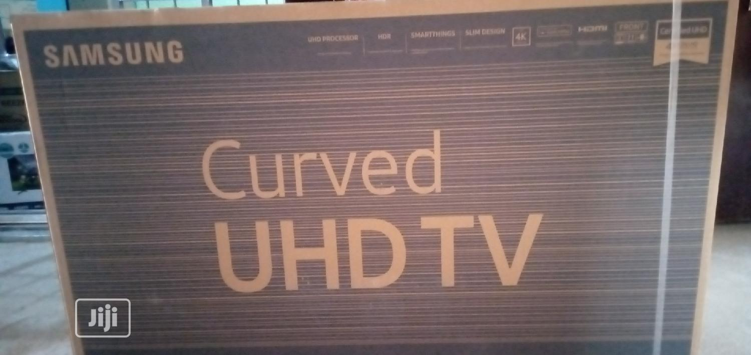 65inches Smart Curved Samsung Tv | TV & DVD Equipment for sale in Maitama, Abuja (FCT) State, Nigeria