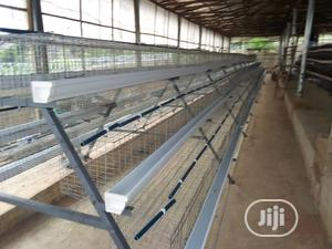 Poultry Bird Battery Cage Available For Sale | Farm Machinery & Equipment for sale in Rivers State, Obio-Akpor