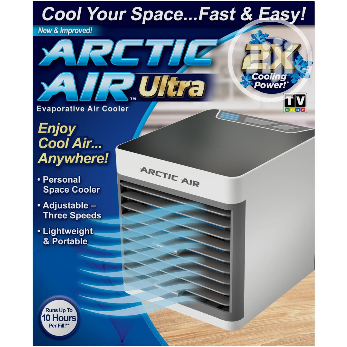Archive: Portable Air Conditioner Arctic Air