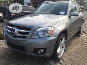 Mercedes-Benz GLK-Class 2010 350 4MATIC Gray   Cars for sale in Lagos State, Ojo