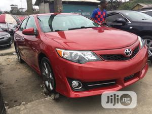 Toyota Camry 2013 Red   Cars for sale in Lagos State, Ojo