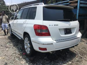 Mercedes-Benz GLK-Class 2010 350 4MATIC White | Cars for sale in Lagos State, Ojo