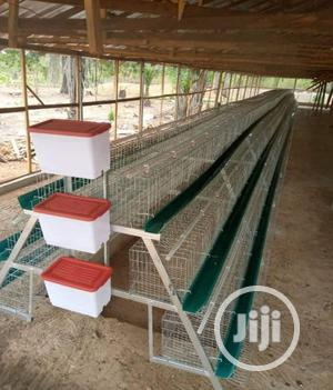 Imported Poultry Cages For 96 Birds   Farm Machinery & Equipment for sale in Delta State, Udu