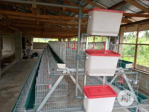 Imported Poultry Cages for 96 /120 /128 Birds   Farm Machinery & Equipment for sale in Delta State, Udu