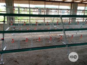 Layers Cages / Imported Poultry Cages for Birds   Farm Machinery & Equipment for sale in Delta State, Udu