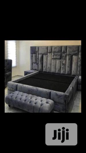 Complete Set of Bed 6*6   Furniture for sale in Lagos State, Ojo