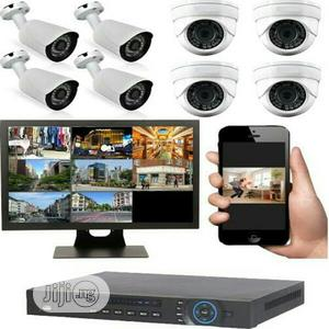 CCTV Installation, Mobile View, Cloud Backup | Computer & IT Services for sale in Rivers State, Port-Harcourt