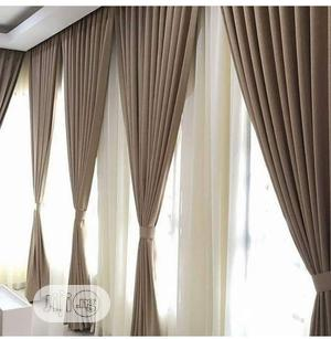 Quality Curtains From Excellent Interiors   Home Accessories for sale in Lagos State, Ojo