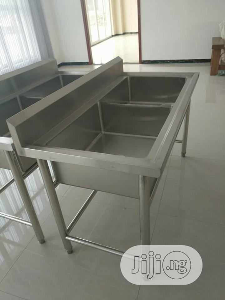 Archive: Double Sink