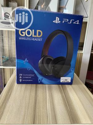 Sony Playstation 4 Headset   Headphones for sale in Lagos State, Ikeja