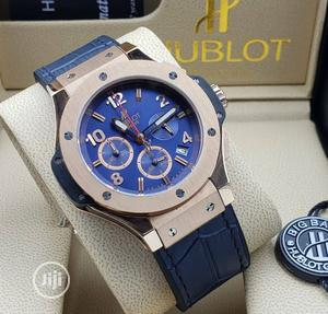 High Qualoty Hublot Leather Watch | Watches for sale in Lagos State, Magodo