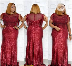 Quality Turkey Dinner Long Gown   Clothing for sale in Lagos State, Amuwo-Odofin
