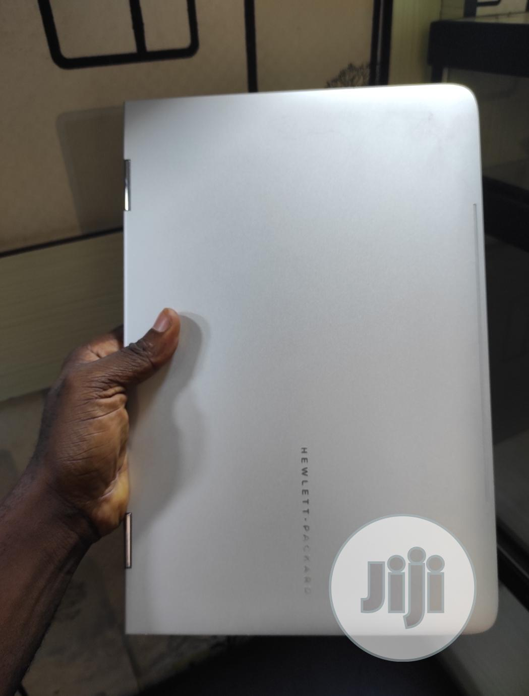 Laptop HP Spectre X360 13 8GB Intel Core i7 SSD 256GB   Laptops & Computers for sale in Ikeja, Lagos State, Nigeria