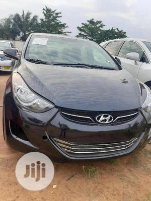 Hyundai Elantra 2012 Limited Black | Cars for sale in Lagos State, Ikotun/Igando