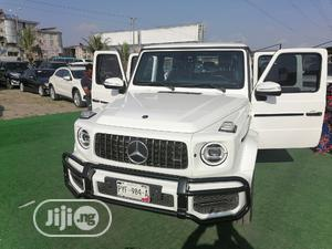 Mercedes-Benz G-Class 2019 Base G 550 AWD White | Cars for sale in Lagos State, Apapa