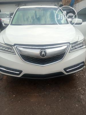 Acura MDX 2014 White   Cars for sale in Lagos State, Ikeja