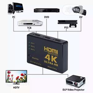 Mini Chic 4k High Speed Hdmi 3x1 3 In 1hd Switch | TV & DVD Equipment for sale in Lagos State, Ikeja
