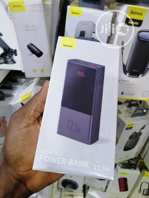 Baseus 20000mah Super Mini 22.5W Power Bank | Accessories for Mobile Phones & Tablets for sale in Lagos State, Ikeja