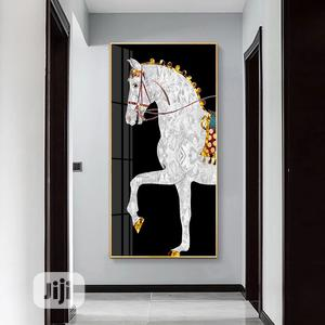 Modern Canvas Painting Horse | Arts & Crafts for sale in Lagos State, Victoria Island