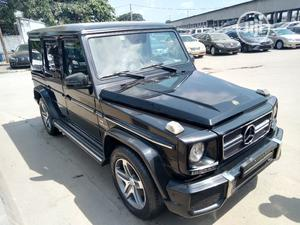 Mercedes-Benz G-Class 2012 Base G 550 AWD Black | Cars for sale in Lagos State, Apapa