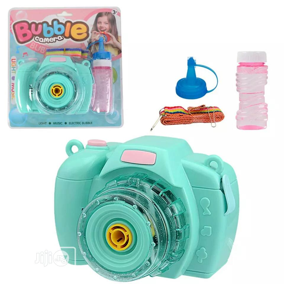 Bubble Camera Electric | Toys for sale in Lekki, Lagos State, Nigeria