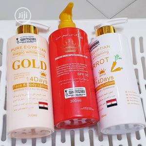 Pure Egyptian Magic Whitening Face and Body Lotion | Skin Care for sale in Abuja (FCT) State, Utako