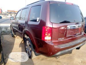 Honda Pilot 2012 Brown | Cars for sale in Lagos State, Apapa