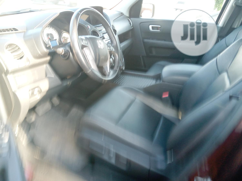 Archive: Honda Pilot 2012 Brown