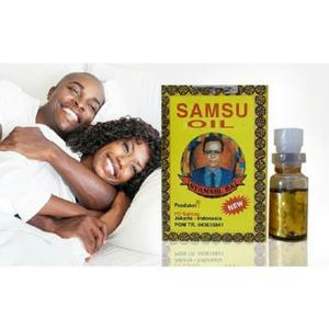 Samsu Natural Delay And Premature Ejaculation Oil For Men   Sexual Wellness for sale in Lagos State, Lagos Island (Eko)