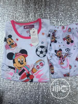 Girls Pyjamas for Ages 2-3yrs   Children's Clothing for sale in Lagos State, Gbagada