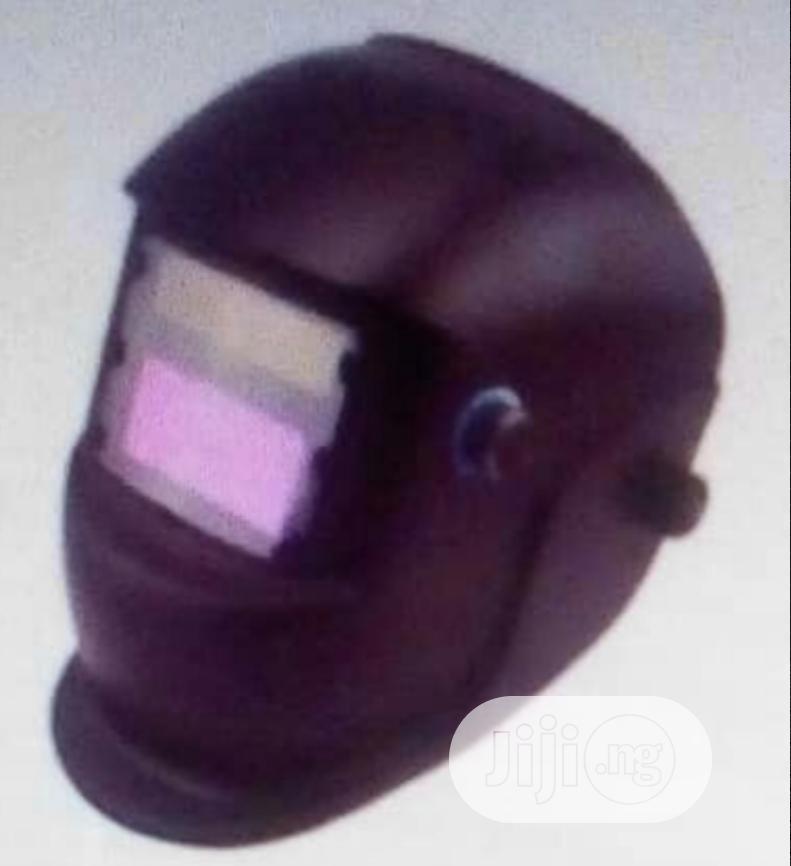 Automatic Head Welding Shield