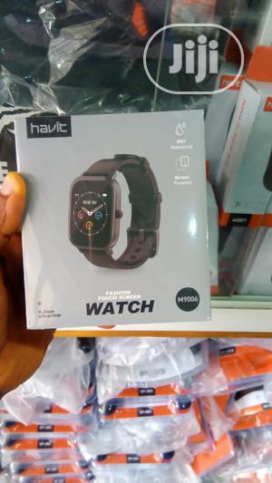 Havit M9006 Smart Bracelet Fashion Screentouch Smart Watch | Smart Watches & Trackers for sale in Lagos State, Ikeja