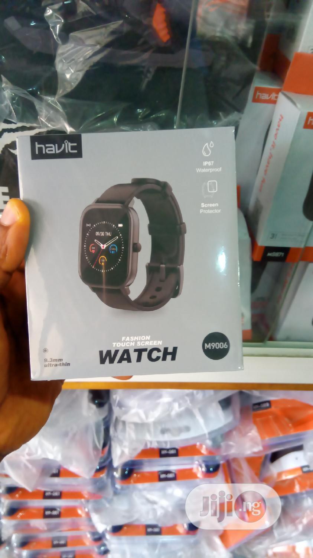 Havit M9006 Smart Bracelet Fashion Screentouch Smart Watch