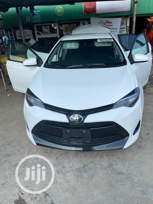 Toyota Corolla 2017 White | Cars for sale in Lagos State, Ikeja
