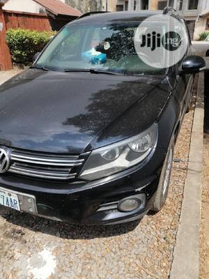 Volkswagen Tiguan 2012 1.4 TSI 4Motion Black   Cars for sale in Lagos State, Ojota