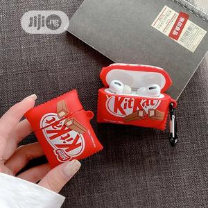 Kitkat Pouch For Airpod 2 And Pro   Accessories for Mobile Phones & Tablets for sale in Lagos State, Lekki