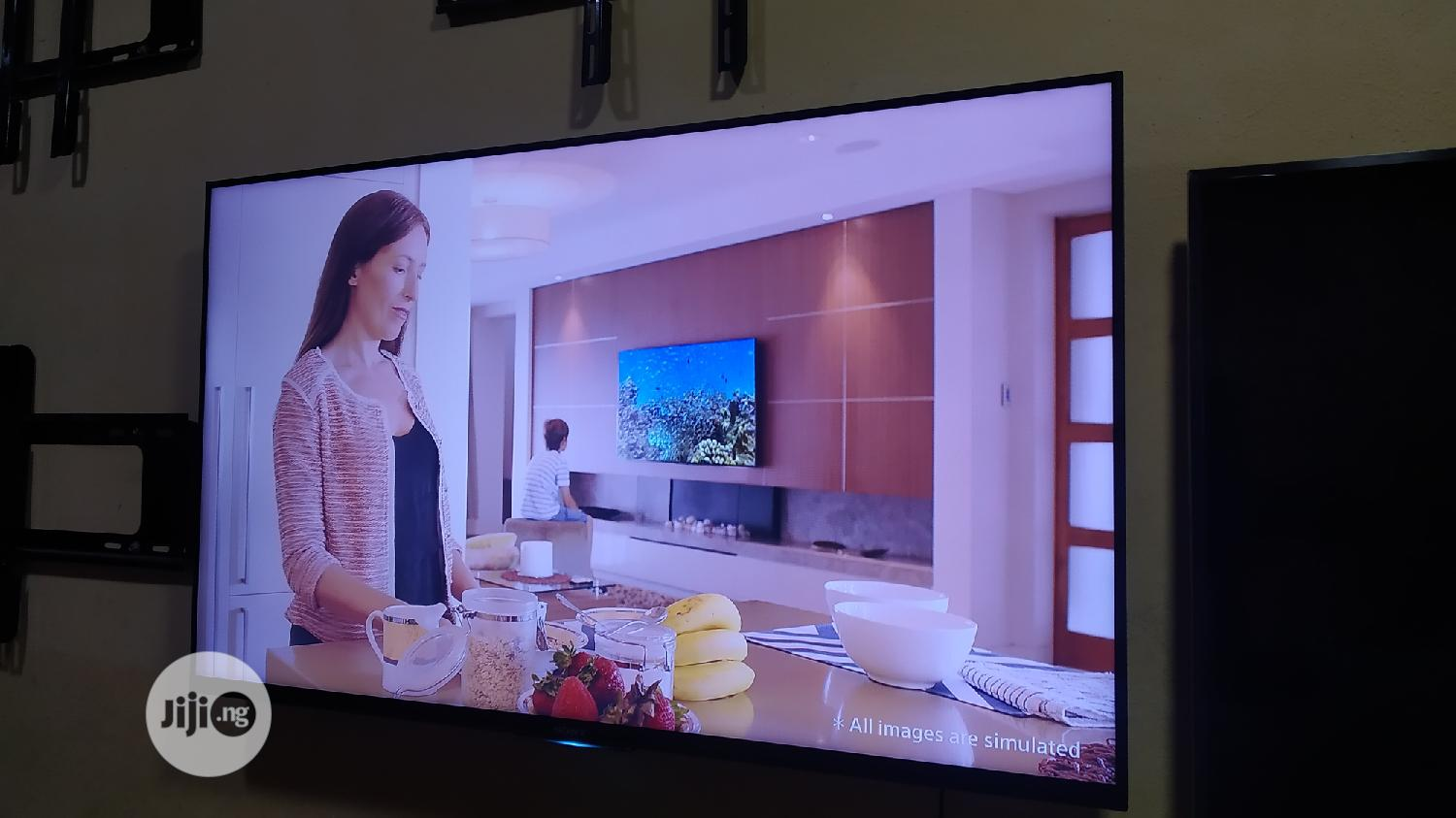 """Archive: 50""""Inches Original Sony Smart Android Processor TV"""