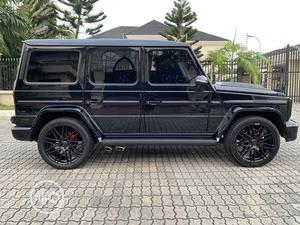 Mercedes-Benz G-Class 2011 Base G 550 AWD Black | Cars for sale in Lagos State, Lekki