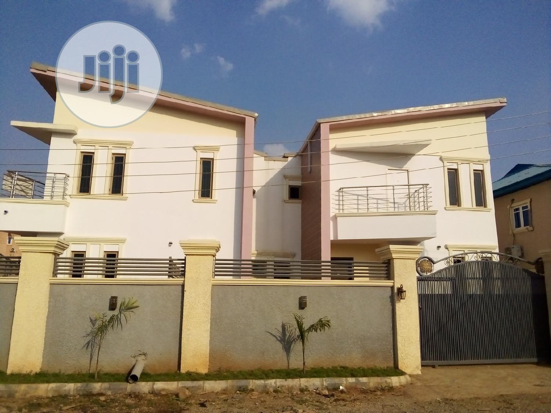 3bedrooms And A Room Bq Semi Detached Duplex Newly Built