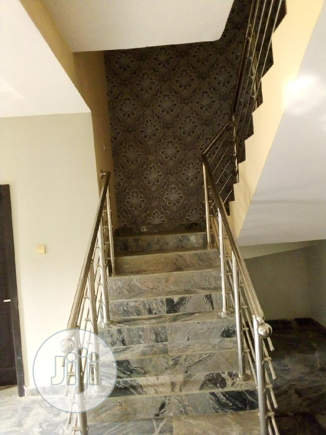 3bedrooms And A Room Bq Semi Detached Duplex Newly Built | Houses & Apartments For Sale for sale in Gwarinpa, Abuja (FCT) State, Nigeria