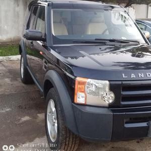 Land Rover LR3 2006 SE Black   Cars for sale in Lagos State, Ikeja