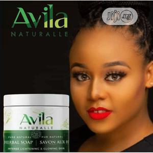 Avila Intense Lightening Organic/Black Soap 250gm | Bath & Body for sale in Lagos State, Alimosho